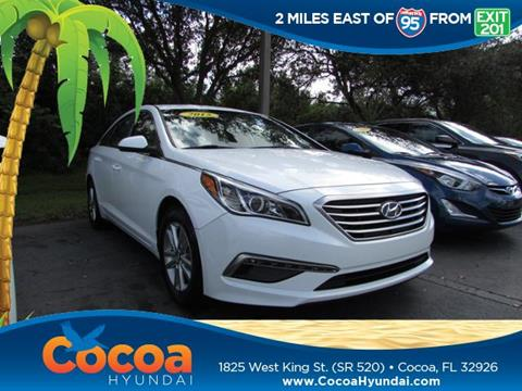 2015 Hyundai Sonata for sale in Cocoa, FL