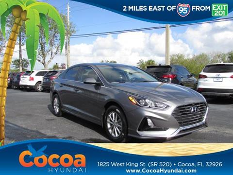 2018 Hyundai Sonata for sale in Cocoa, FL