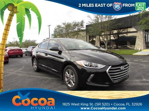 2018 Hyundai Elantra for sale in Cocoa, FL