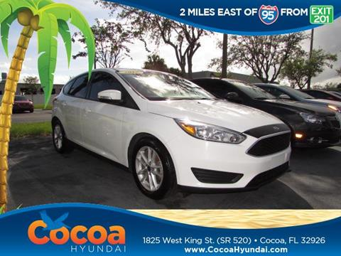 2015 Ford Focus for sale in Cocoa, FL