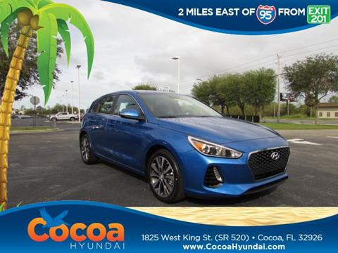 2018 Hyundai Elantra GT for sale in Cocoa, FL