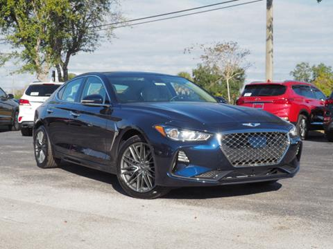 2019 Genesis G70 for sale in Cocoa, FL
