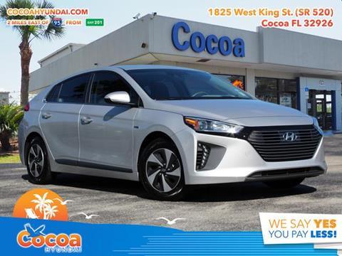 2017 Hyundai Ioniq Hybrid for sale in Cocoa, FL