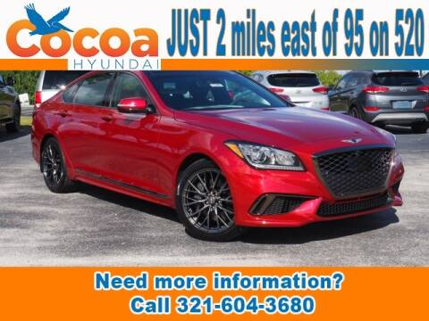 2020 Genesis G80 for sale in Cocoa, FL