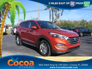 2017 Hyundai Tucson for sale in Cocoa, FL