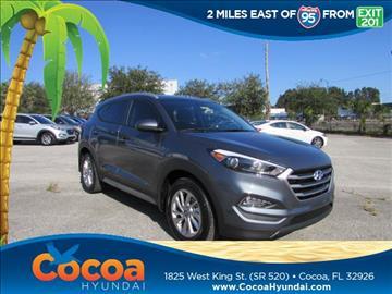 2017 Hyundai Tucson for sale in Cocoa, FL