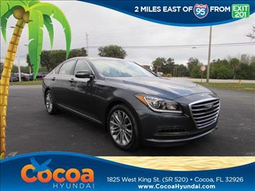 2017 Genesis G80 for sale in Cocoa, FL