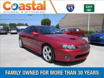 2006 Pontiac GTO for sale in Cocoa, FL