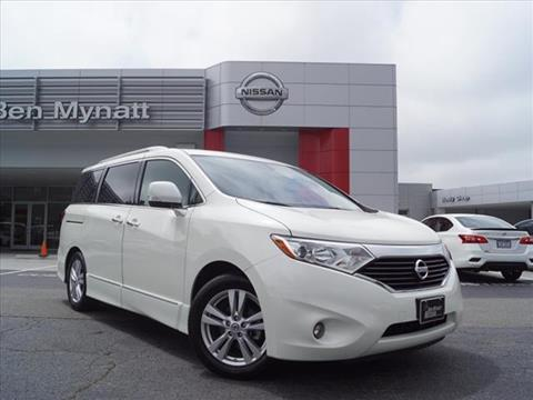 2013 Nissan Quest for sale in Salisbury, NC