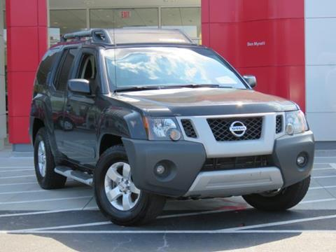 2012 Nissan Xterra for sale in Salisbury, NC