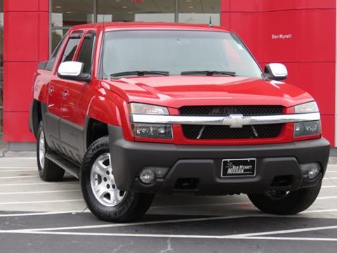 2004 Chevrolet Avalanche for sale in Salisbury, NC