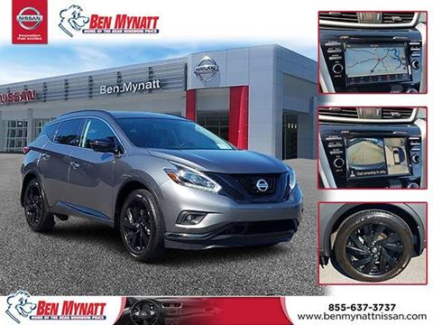 2018 Nissan Murano for sale in Salisbury, NC
