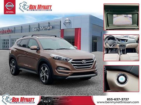 2017 Hyundai Tucson for sale in Salisbury, NC