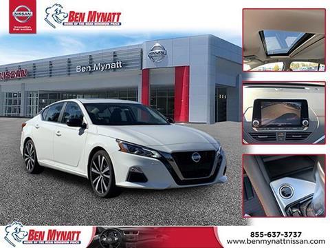 2020 Nissan Altima for sale in Salisbury, NC