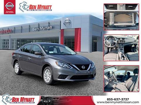 2019 Nissan Sentra for sale in Salisbury, NC