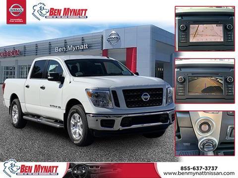 2019 Nissan Titan for sale in Salisbury, NC