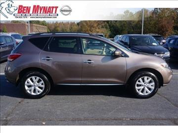 2012 Nissan Murano for sale in Salisbury, NC