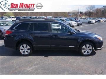 2012 Subaru Outback for sale in Salisbury, NC