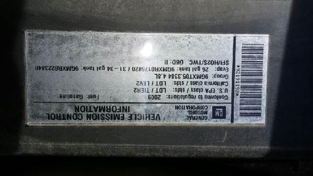 2009 Chevrolet Silverado 1500 4x2 LT 2dr Regular Cab 6.5 ft. SB - Erin TN