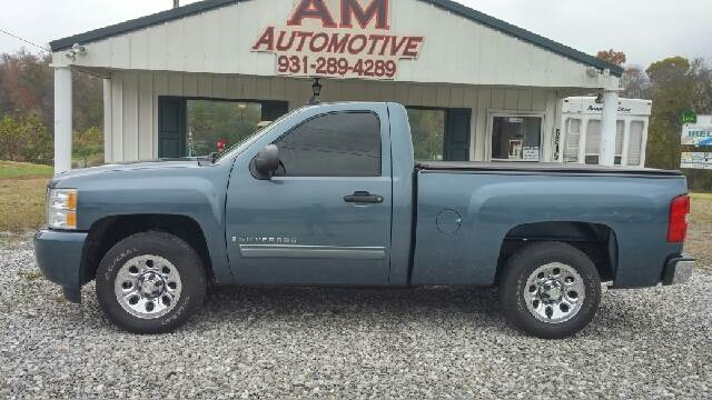 2009 Chevrolet Silverado 1500 for sale at AM Automotive in Erin TN