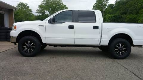 2007 Ford F-150 for sale at AM Automotive in Erin TN