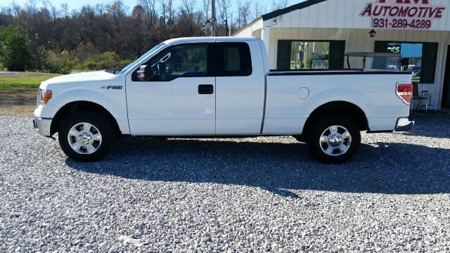 2010 Ford F-150 for sale at AM Automotive in Erin TN