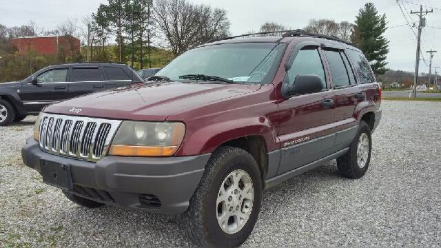 2001 Jeep Grand Cherokee for sale at AM Automotive in Erin TN