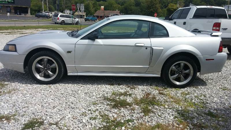 2003 Ford Mustang for sale at AM Automotive in Erin TN