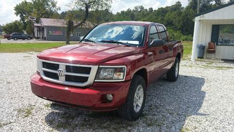 2011 RAM Dakota for sale at AM Automotive in Erin TN