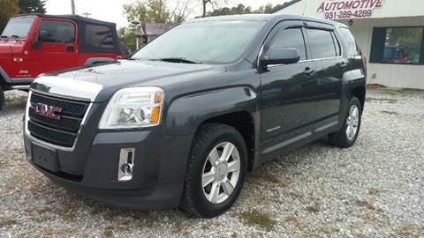 2010 GMC Terrain for sale at AM Automotive in Erin TN