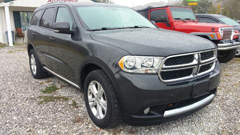 2011 Dodge Durango for sale at AM Automotive in Erin TN