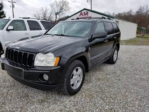 2006 Jeep Grand Cherokee for sale at AM Automotive in Erin TN