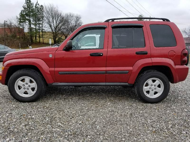 2007 Jeep Liberty for sale at AM Automotive in Erin TN