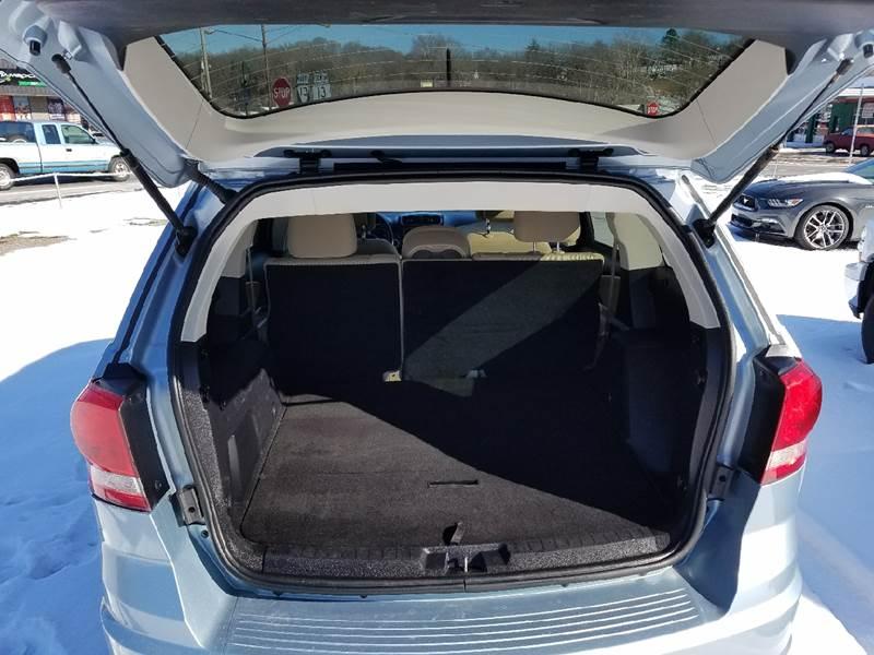 2013 Dodge Journey AWD SXT 4dr SUV - Erin TN