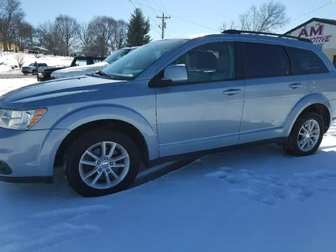 2013 Dodge Journey for sale at AM Automotive in Erin TN