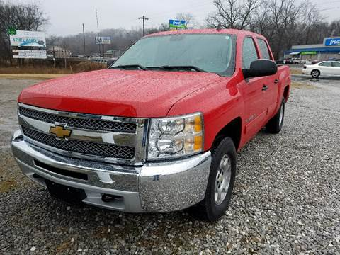 2013 Chevrolet Silverado 1500 for sale at AM Automotive in Erin TN