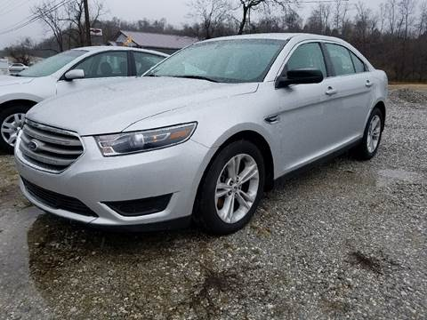 2015 Ford Taurus for sale at AM Automotive in Erin TN