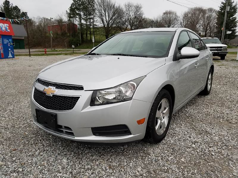 2012 Chevrolet Cruze for sale at AM Automotive in Erin TN