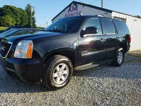 2013 GMC Yukon for sale at AM Automotive in Erin TN