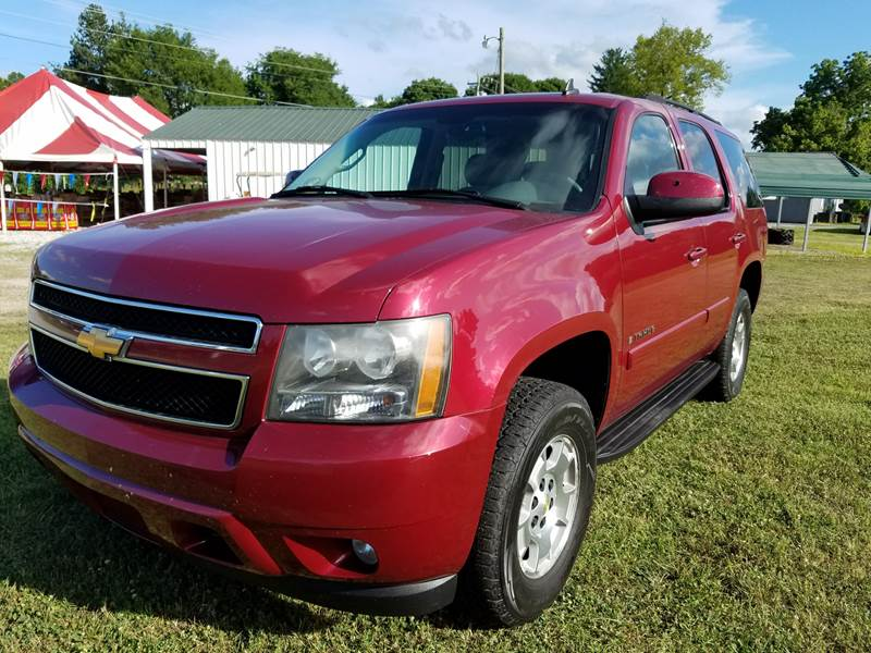 2007 Chevrolet Tahoe for sale at AM Automotive in Erin TN