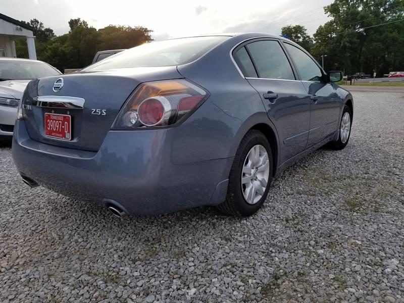 2011 Nissan Altima 2.5 S 4dr Sedan - Erin TN