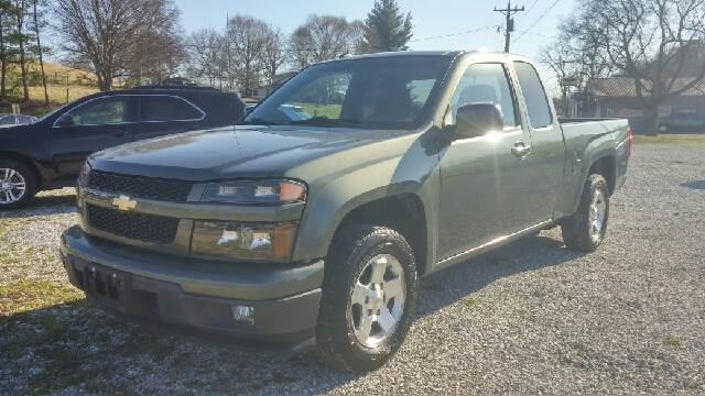 2010 Chevrolet Colorado for sale at AM Automotive in Erin TN