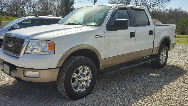2005 Ford F-150 for sale at AM Automotive in Erin TN