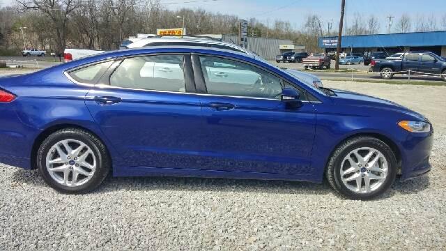 2013 Ford Fusion SE 4dr Sedan - Erin TN