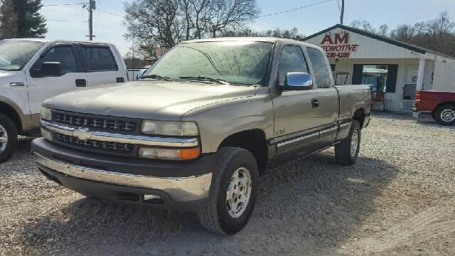 1999 Chevrolet Silverado 1500 for sale at AM Automotive in Erin TN