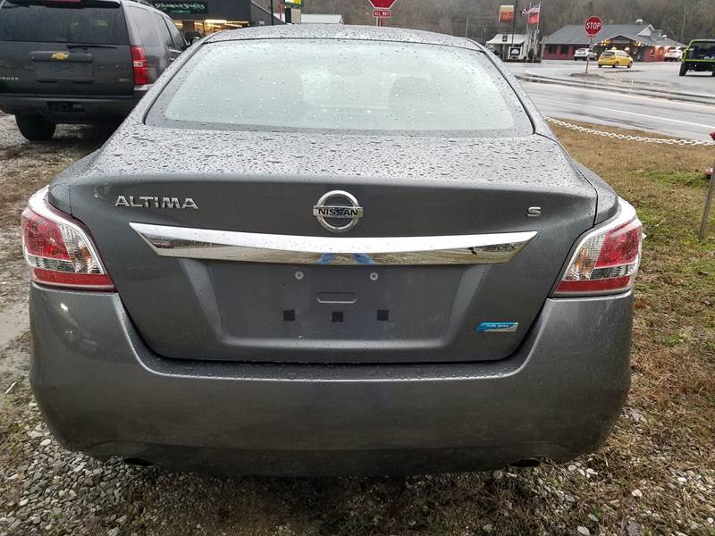 2014 Nissan Altima 2.5 S 4dr Sedan - Erin TN