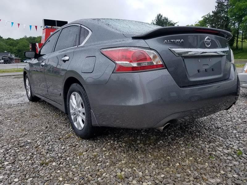 2015 Nissan Altima 2.5 S 4dr Sedan - Erin TN