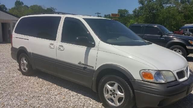 2000 Pontiac Montana 4dr Extended Mini-Van - Erin TN