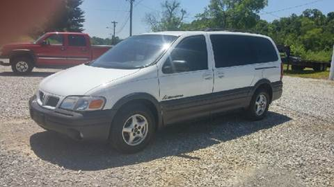 2000 Pontiac Montana for sale at AM Automotive in Erin TN