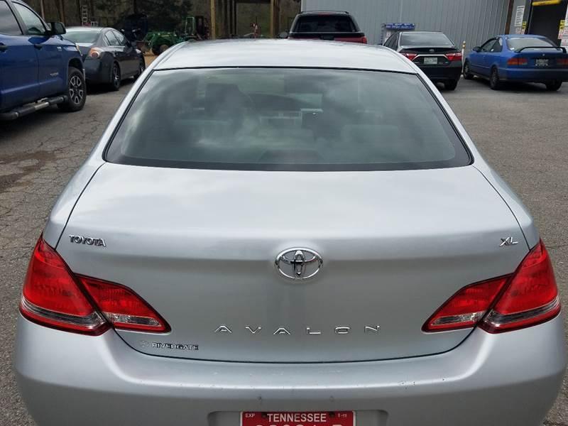 2007 Toyota Avalon XL 4dr Sedan - Erin TN
